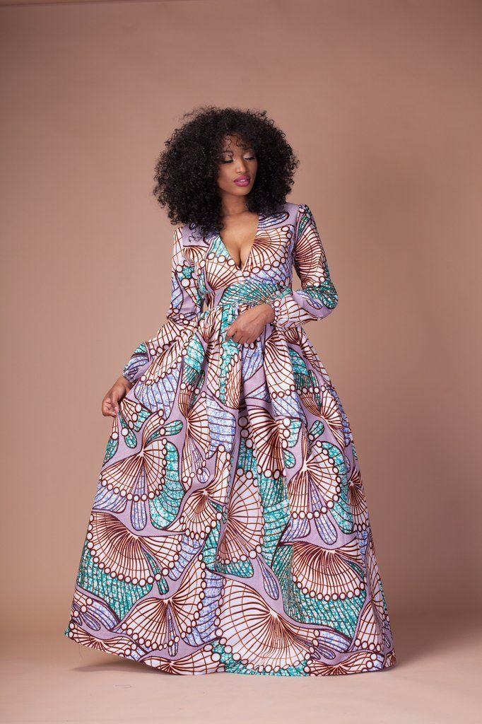 tissu africain synonyme