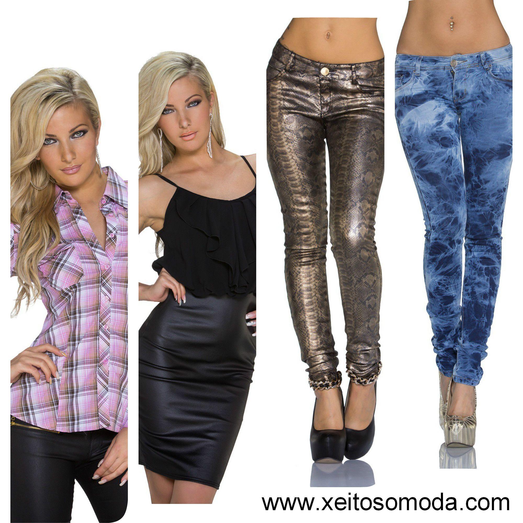 compra de camisas economicas faldas pantalones vaqueros leggings ropa para chicas en