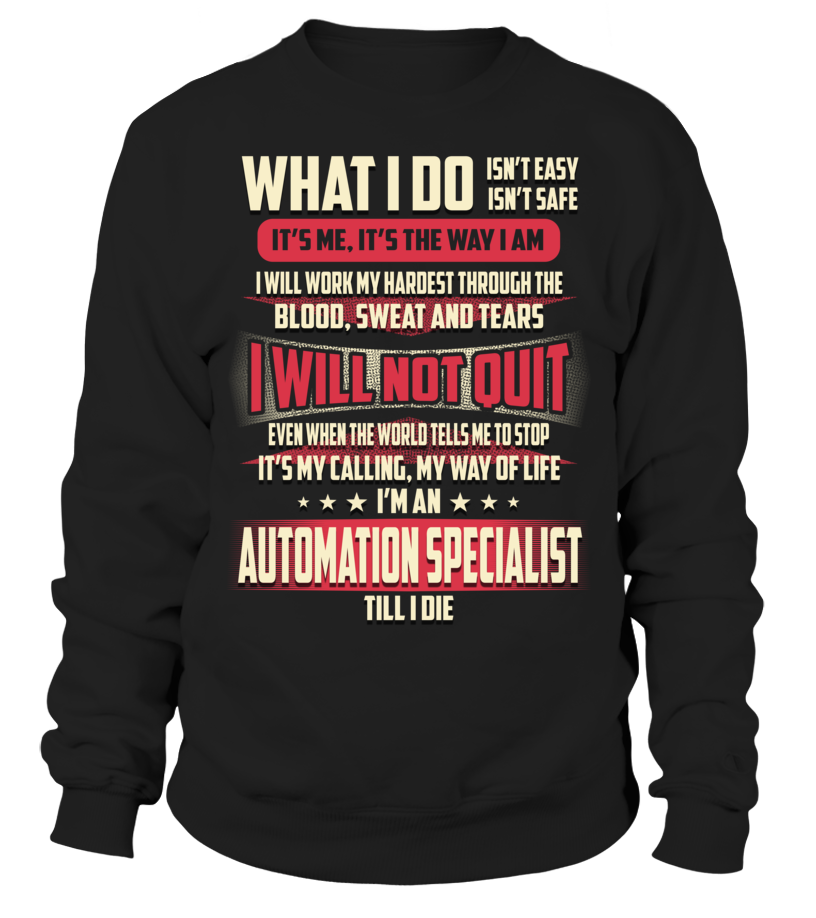 Automation Specialist - What I Do