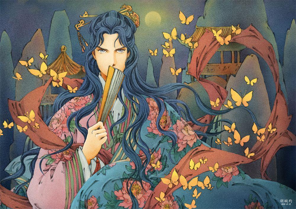 Go Ranjou  - Juuni Kokuki - Image #1032658 - Zerochan Anime Image Boar