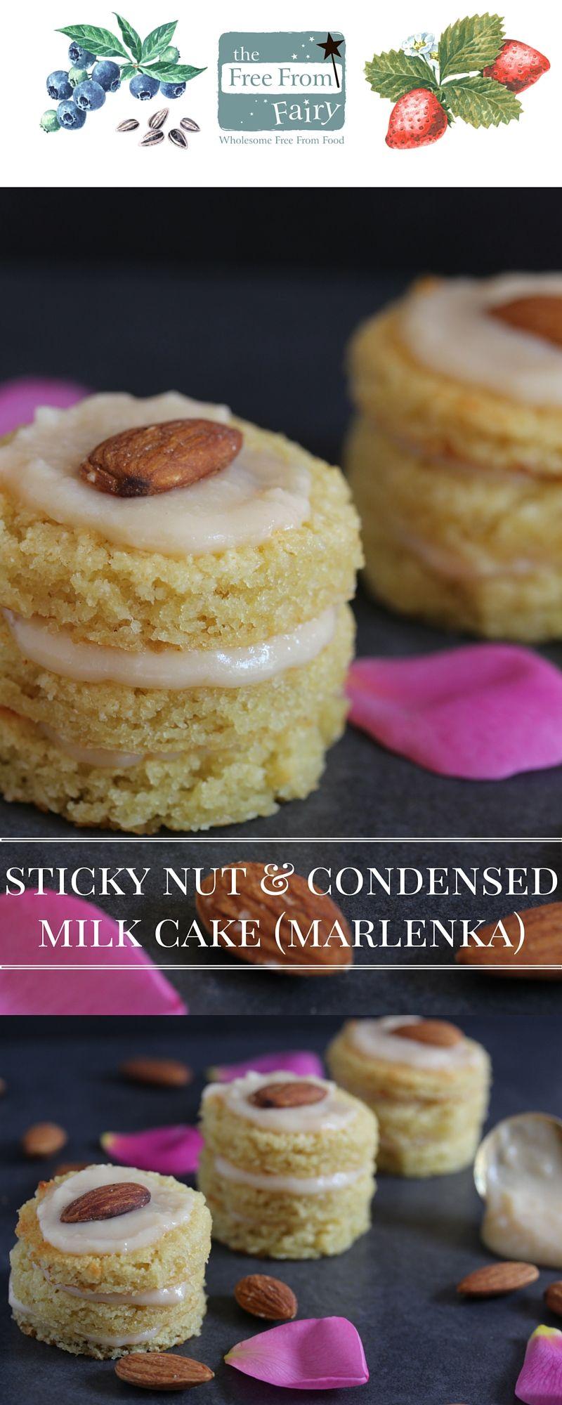 Marlenka & Condensed Milk | Recipe | Low sugar recipes ...