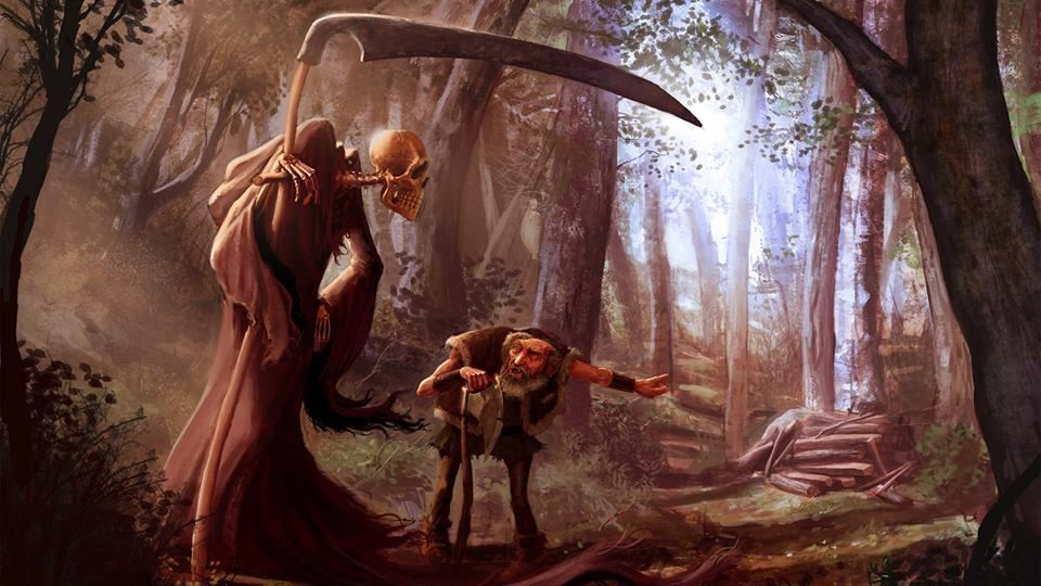 Pin by Maz Dave on Grim Reaper Death art, Fantasy