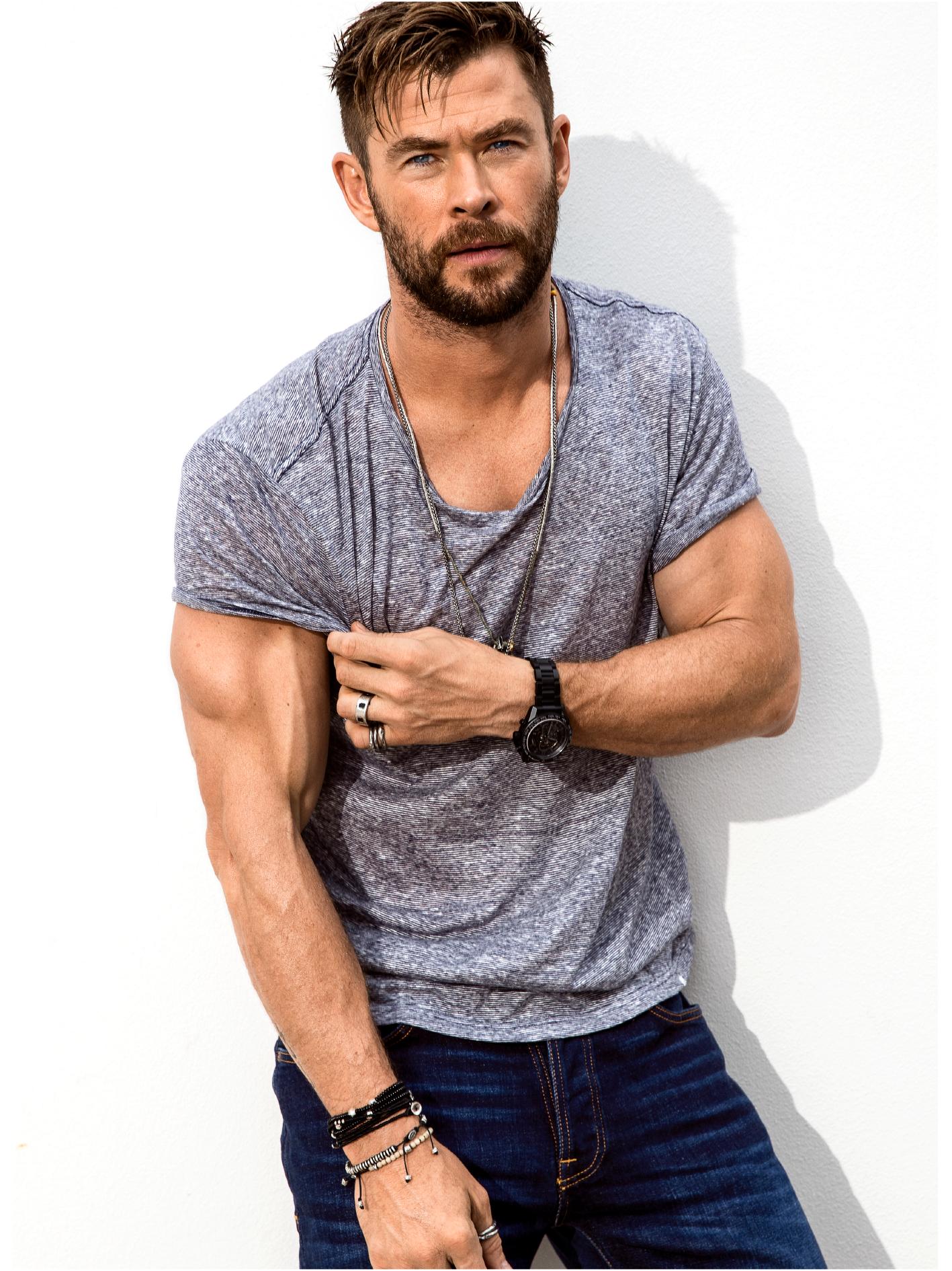 Chris Hemsworth Mens Health 2019 Jeans Png Chris Hemsworth Hemsworth Chris Hemsworth Thor