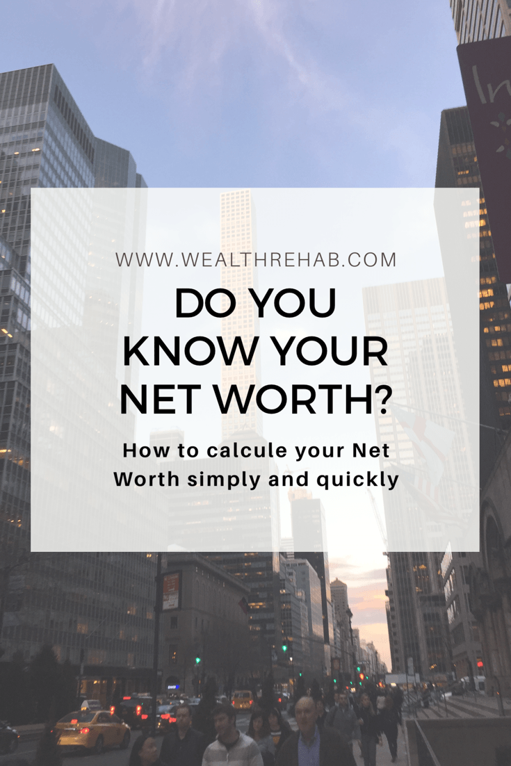 do you know how to calculate net worth if not this post is for you