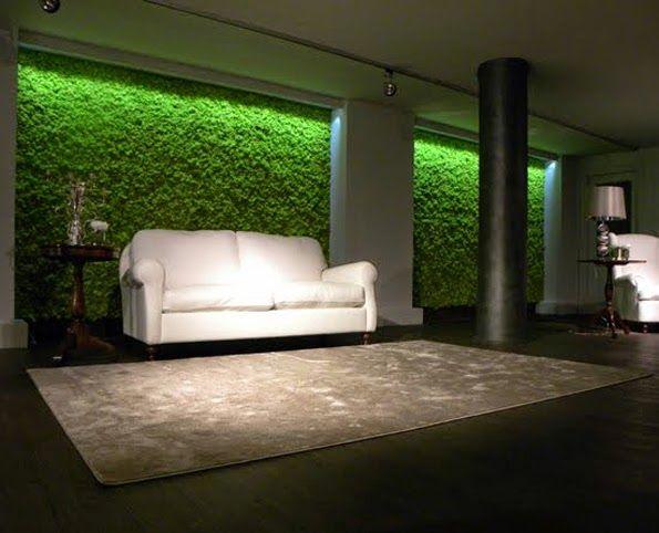 deko moos selber machen 18 au ergew hnliche diy ideen mit moos pflanzen vertikaler garten. Black Bedroom Furniture Sets. Home Design Ideas