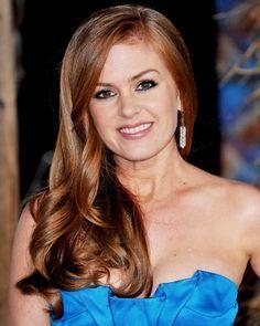 The Top 10 Redheads In Hollywood Hair Color Auburn Auburn Hair Isla Fisher