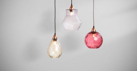 Verlichting Voor Slaapkamer : Ilaria lampenkap bessenroze verlichting