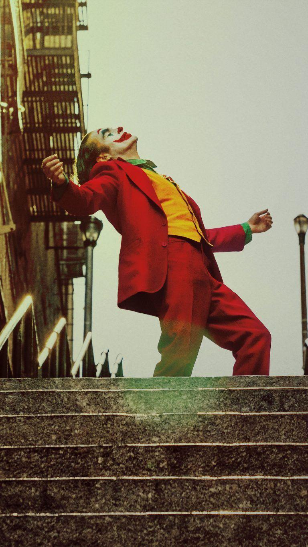 Download Joker 2019 Free Pure 4K Ultra HD Mobile Wallpaper