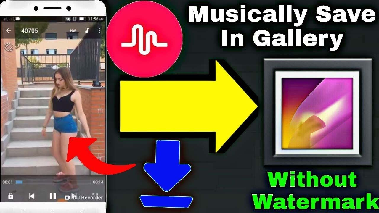 How to Download Musically Videos Without Watermark
