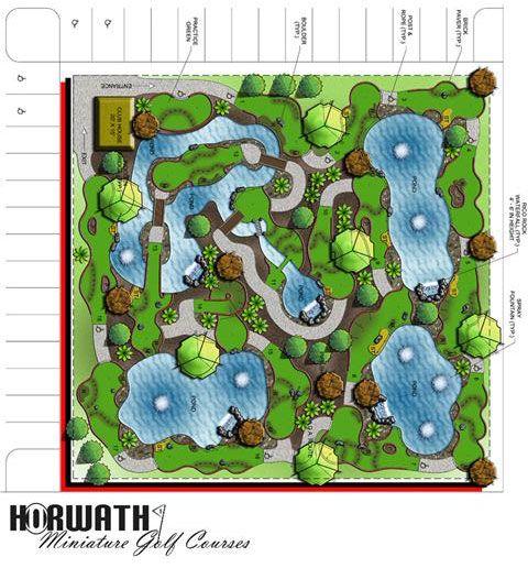 Pin by Doodle Art \ Design on Mini Golf Pinterest Miniature golf - best of golf blueprint art