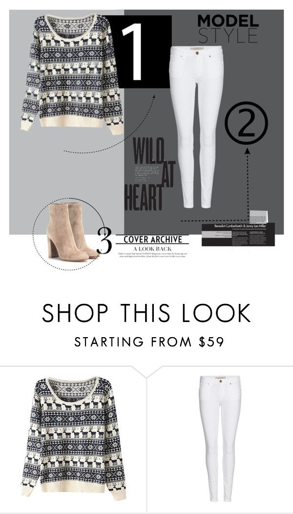 """Love it,loveeeeeeeeee it"" by amilasahbazovic ❤ liked on Polyvore featuring Burberry and Gianvito Rossi"