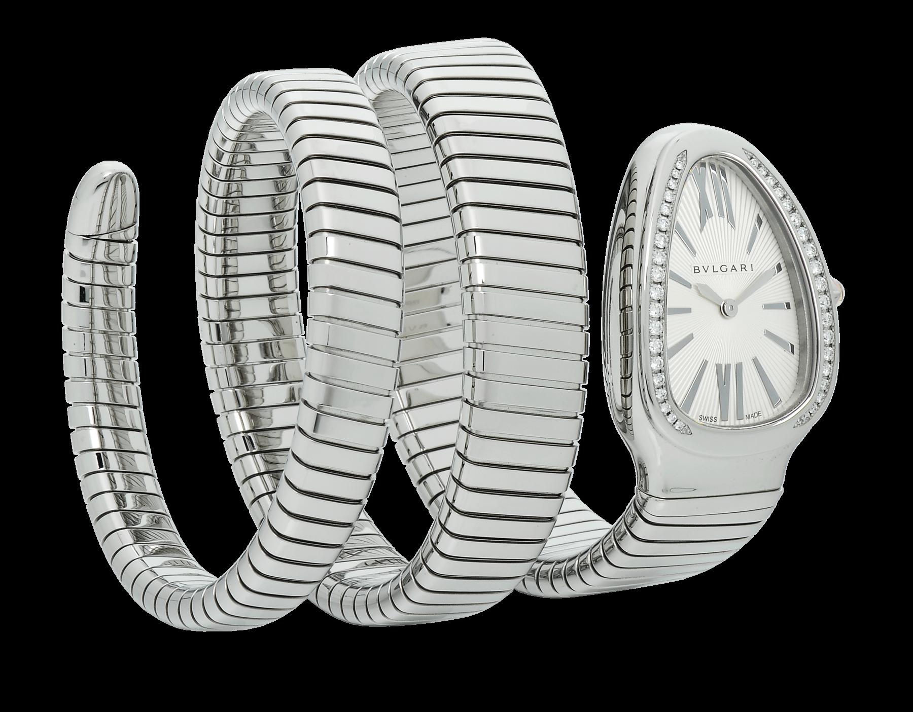 Relógios de luxo Bulgari   Serpenti Tubogas   Joias em 2019 ... ce07775907