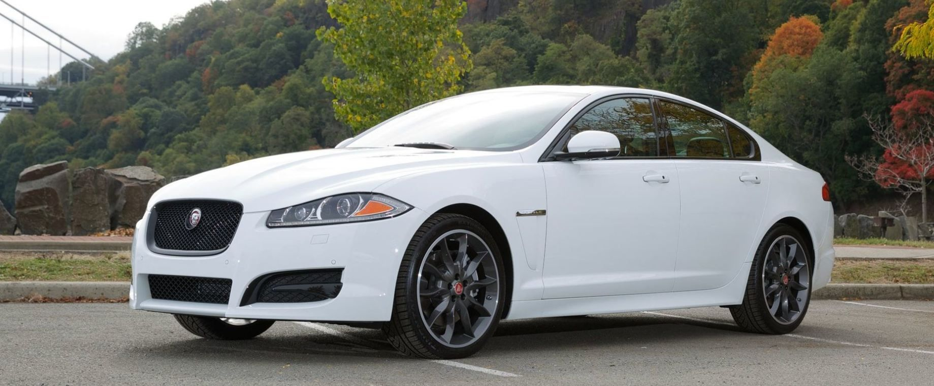 2015 Jaguar XF Coupe Review