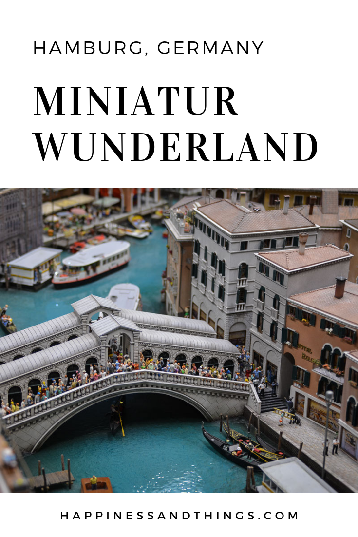 Miniatur Wunderland Hamburg Everything You Need To Know Photos Travel Blog Happiness Things Model Trains Cities In Germany Europe Travel