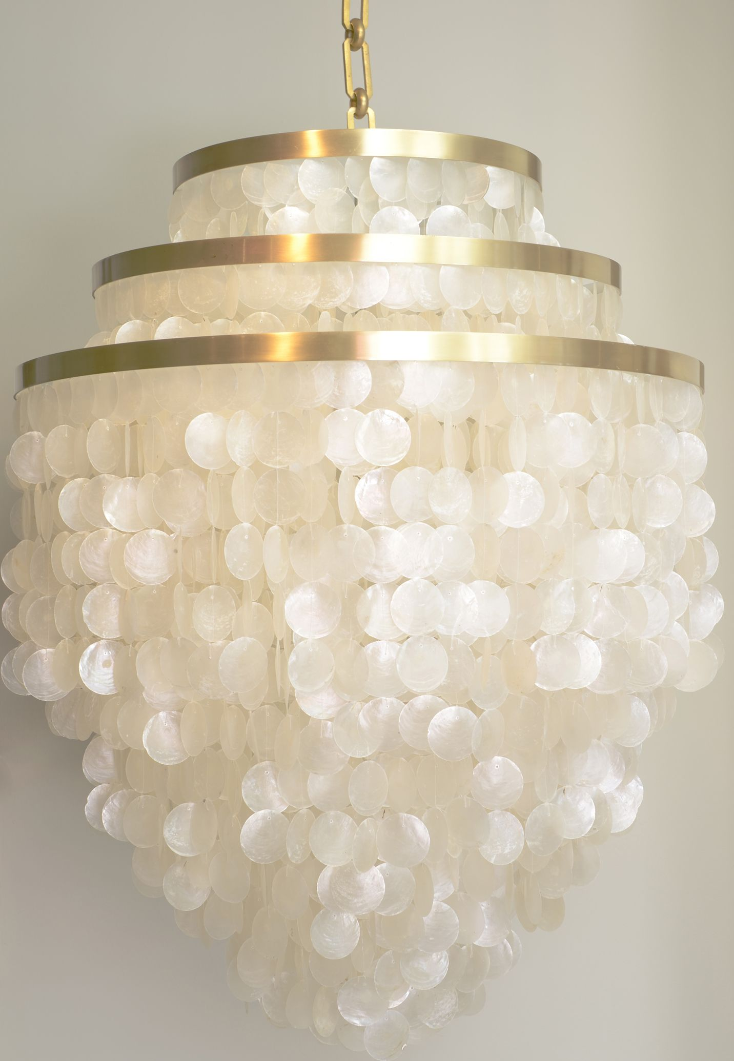 Quite simply the most luxe lush and versatile capiz chandeliers quite simply the most luxe lush and versatile capiz chandeliers available this classic design mozeypictures Gallery