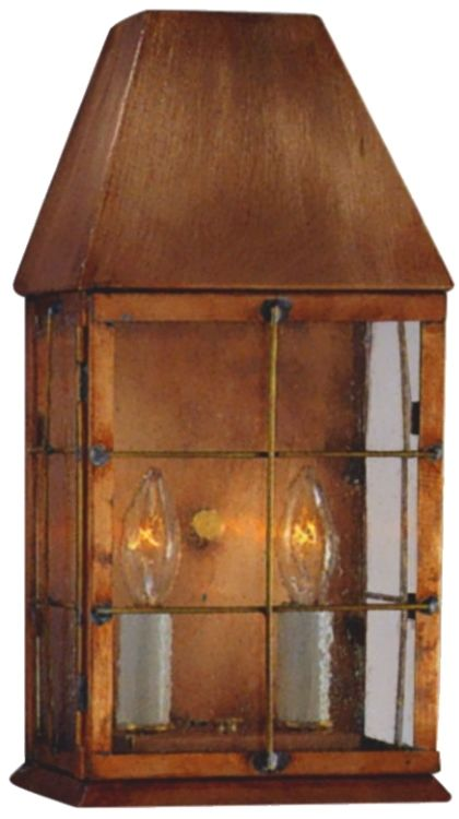 new hope colonial wall sconce copper lantern copper lantern wall