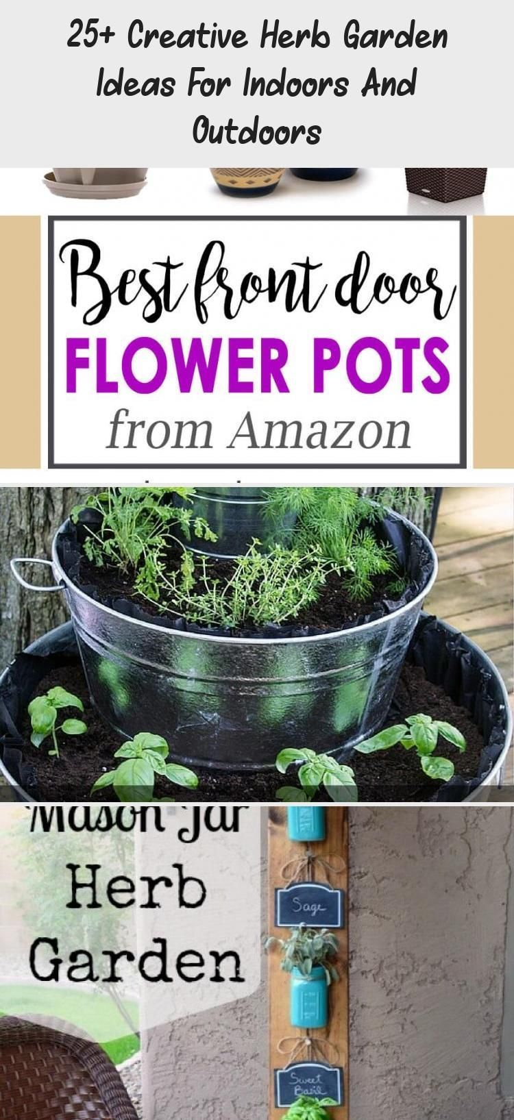25 Creative Herb Garden Ideas For Indoors And Outdoors Decor