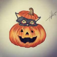 Resultado De Imagen Para Halloween Draw Tumblr Halloween