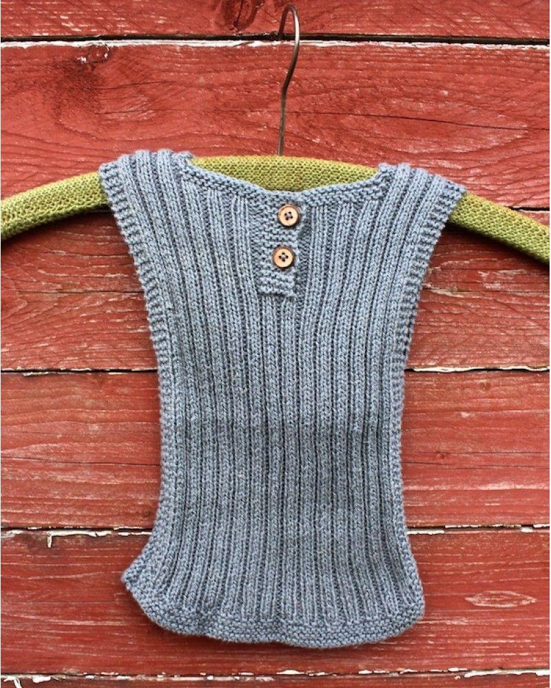 Babyundertrøje Opskrift babyvest strik gratis opskrift | knits | pinterest | baby vest, baby