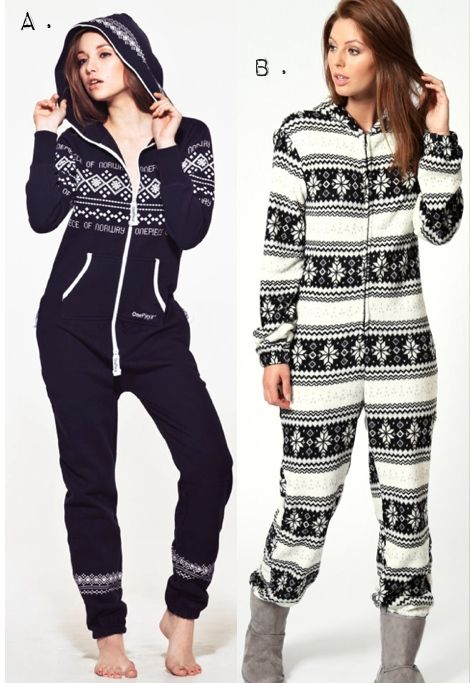 sexy Onesie Pyjama