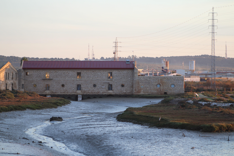 molino de las mareas