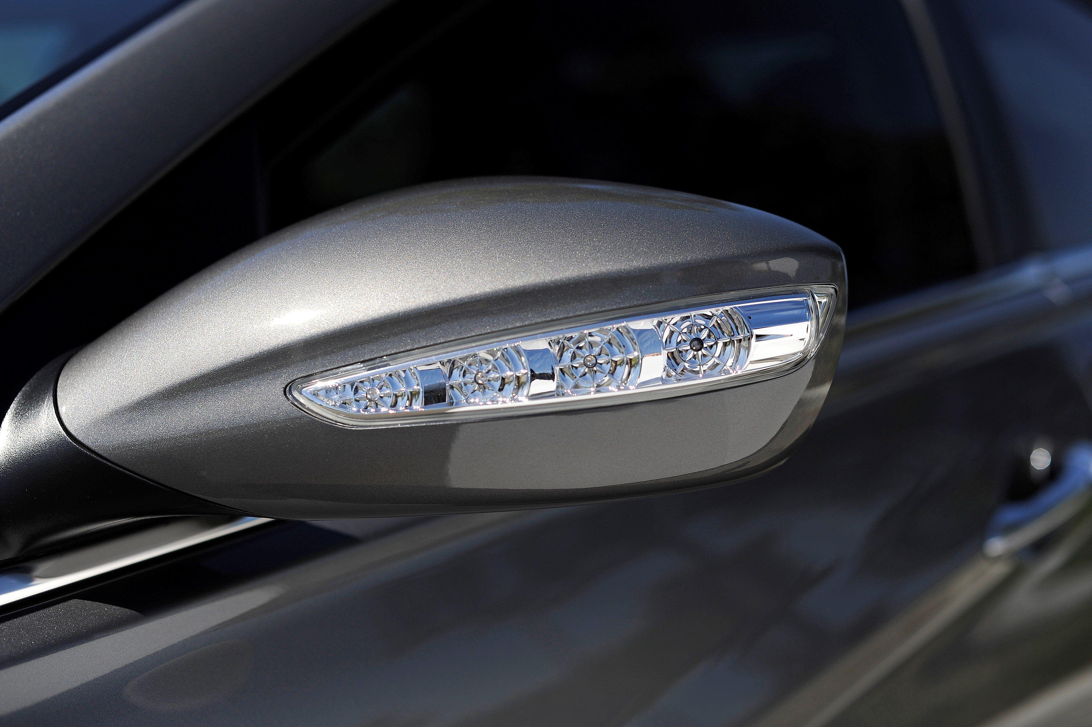2014 Hyundai Sonata Mirror LED Turn Signal Indicators