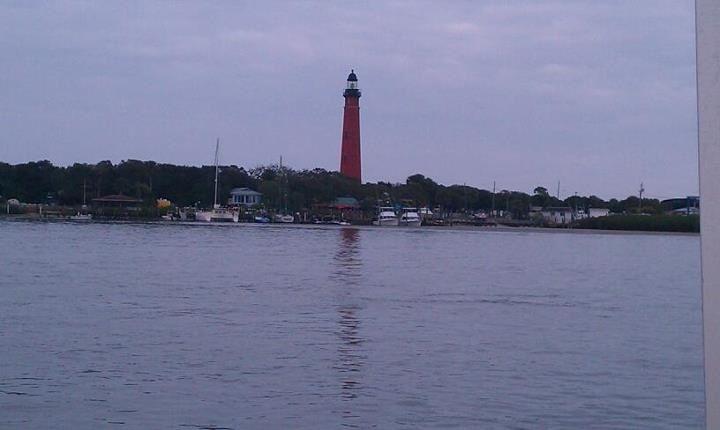 New Smyrna Beach Florida Lighthouse