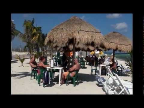Best Costa Maya Beach Break! -  Tequila Beach Club