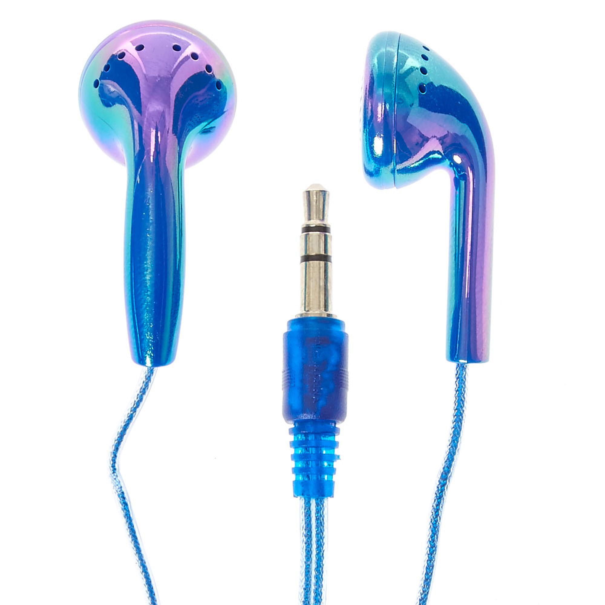 Mermaid gifts: Mermaid earbuds | Claire's