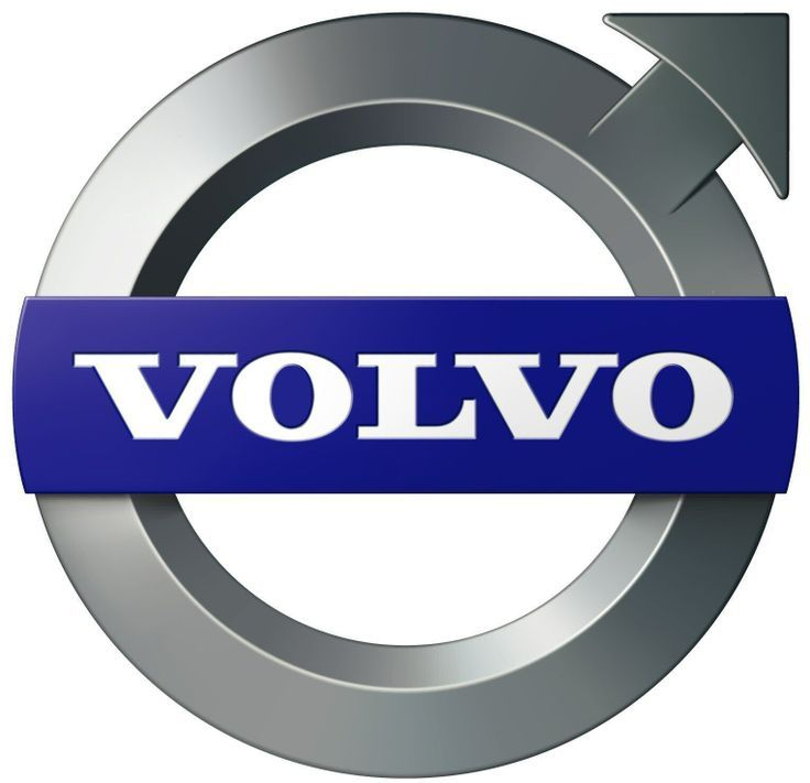 My favorite car brand Volvo logo, Volvo trucks, Volvo
