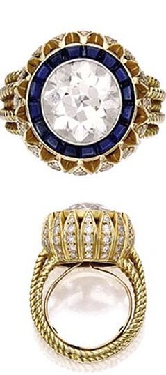 Cartier vintage ring