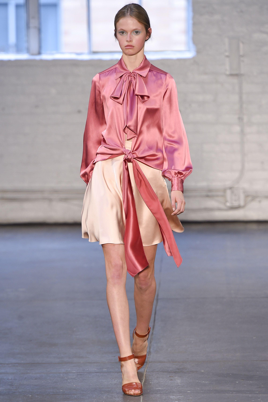 Jill Stuart Spring 2016 Ready-to-Wear Fashion Show - Line Brems