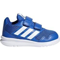 Photo of Adidas kids AltaRun shoe, size 25 in blue adidasadidas