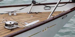 Boatshed Dartmouth yacht broker: A Real Wood Alternative to Teak