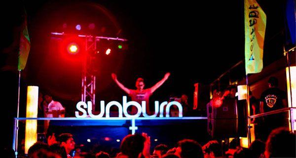 Sunburn Festival - Goa - India | Music Festivals | Pinterest | Goa ...