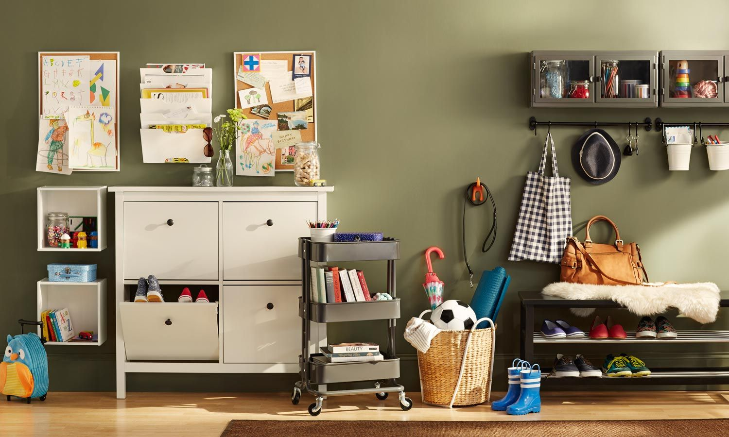 2 of these white narrow dressers would e great for rhe - Shallow dressers for small spaces ...