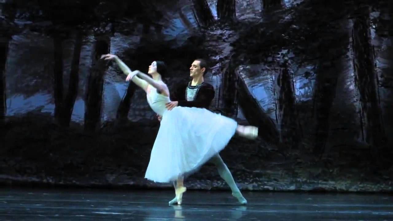 N. Osipova, S. Polunin Giselle(6) 24.07.15. Moscow