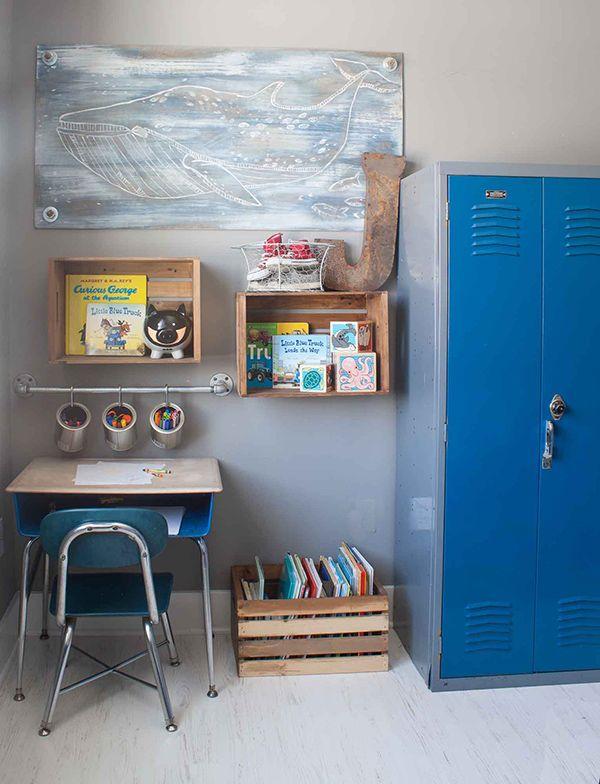 DIY Art And Craft Storage Caddy