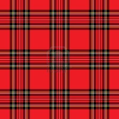 Stock Illustration Plaid pattern, Plaid, Red and black plaid