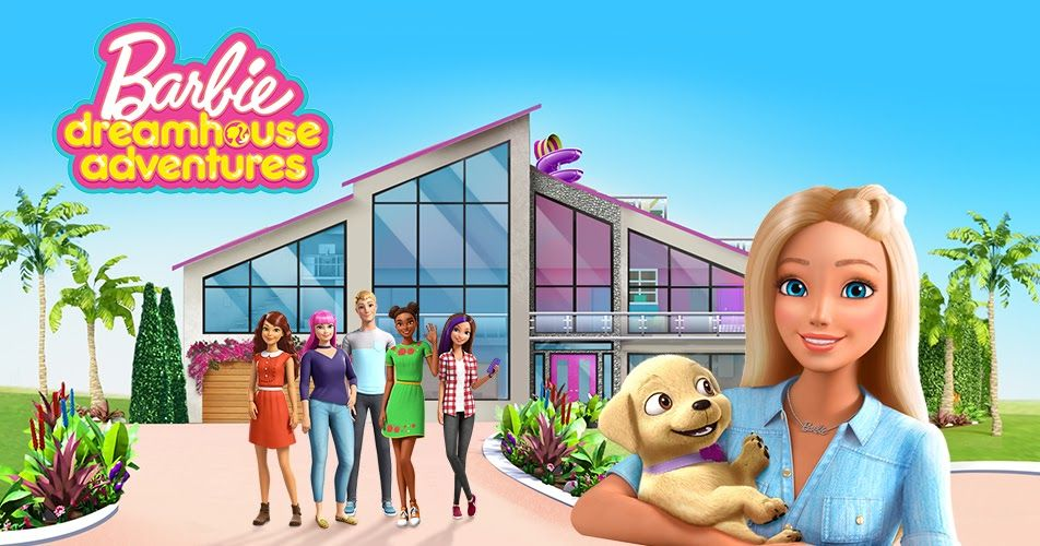 You Can Download The Barbie Dreamhouse Adventures Game App F Or Android For Free Right Now On Barbie Dreamhouse Experience Barbie Dream Barbie Dream House