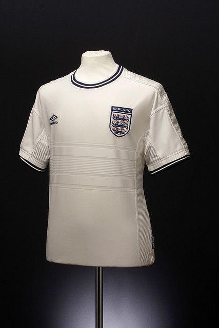 England Football Shirt Home 1999 2001 England Football Shirt Football Shirts England Football Team