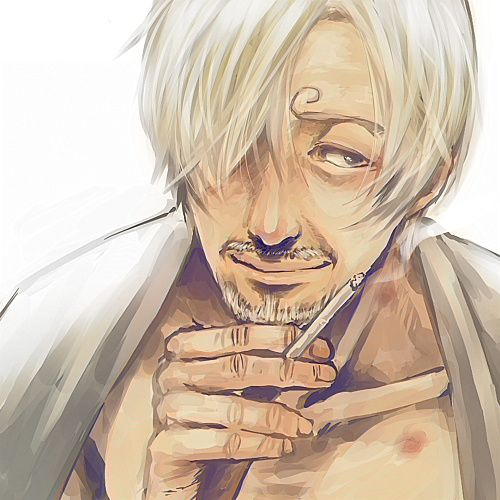 Old Man Sanji One Piece Pictures One Piece Anime Guys