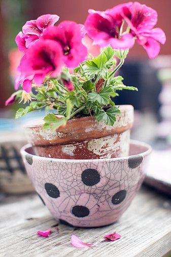 Kurser med FaB, keramik, inspiration