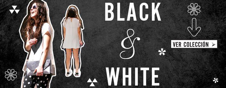 Nueva colección: Black & white  www.drbloom.es/coleccion