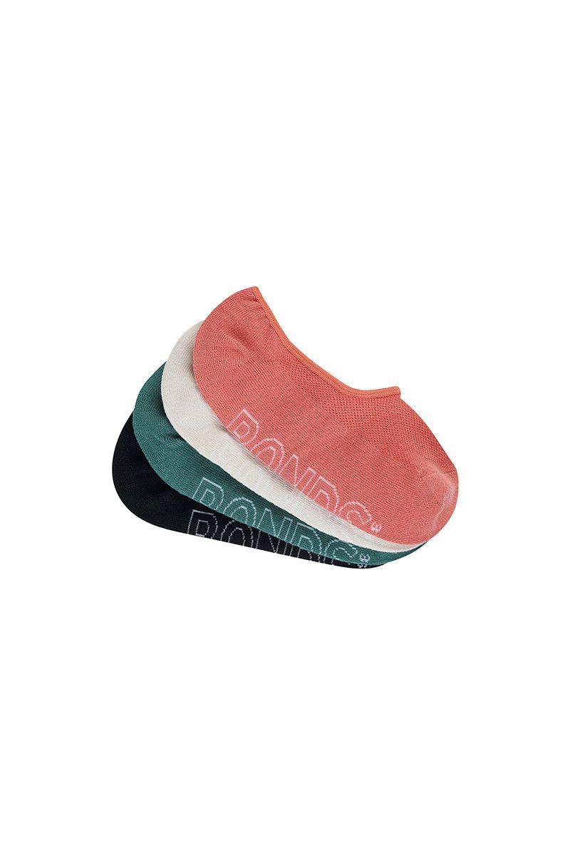 BONDS Logo Light Sneaker 4 Pack