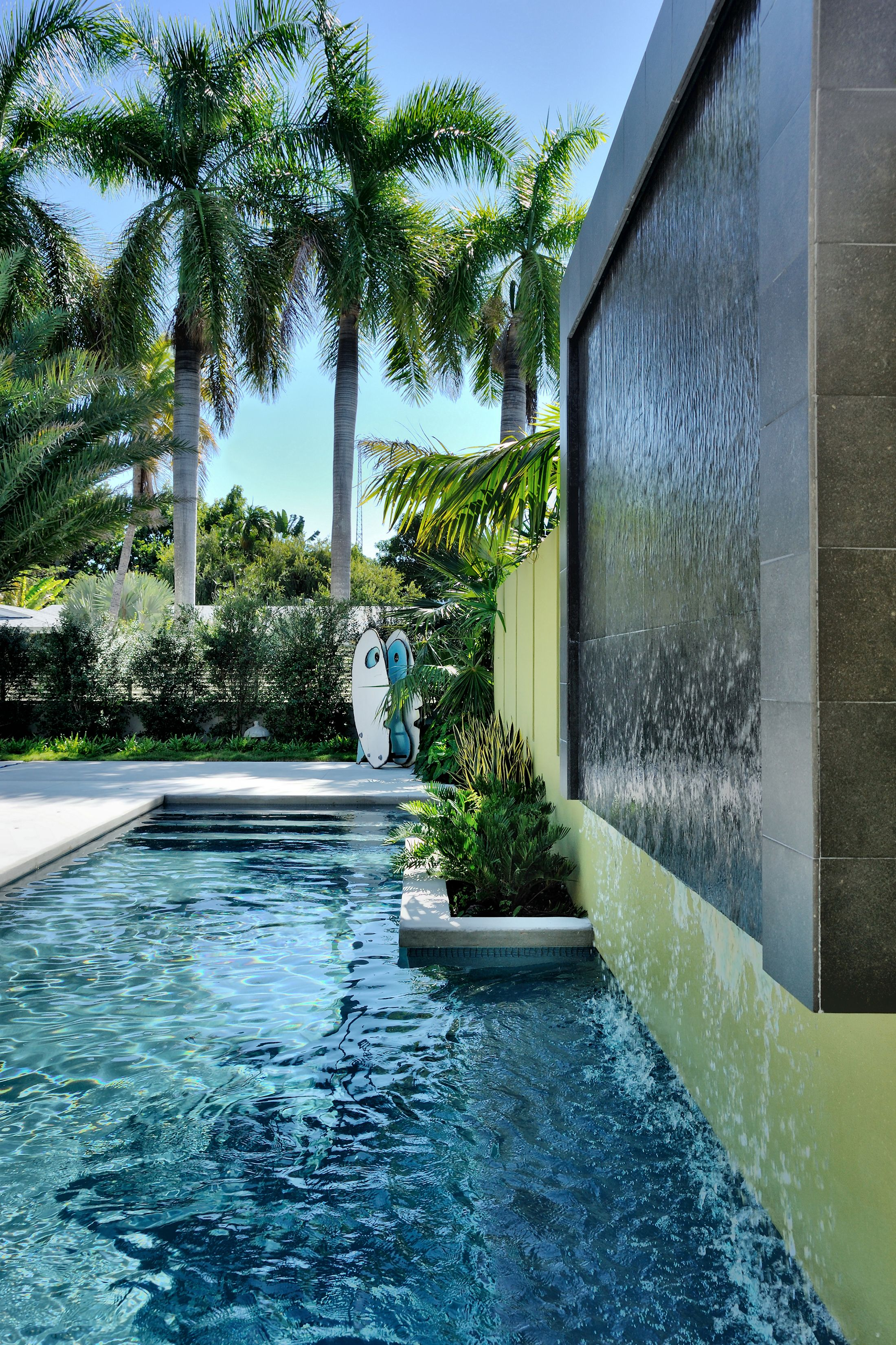 Craig reynolds key west landscape design hardscape - Outdoor swimming pools north west ...