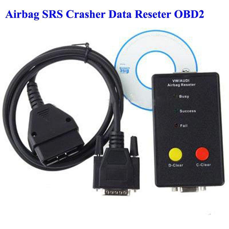 Airbag resetter reset tool airbag srs crasher data