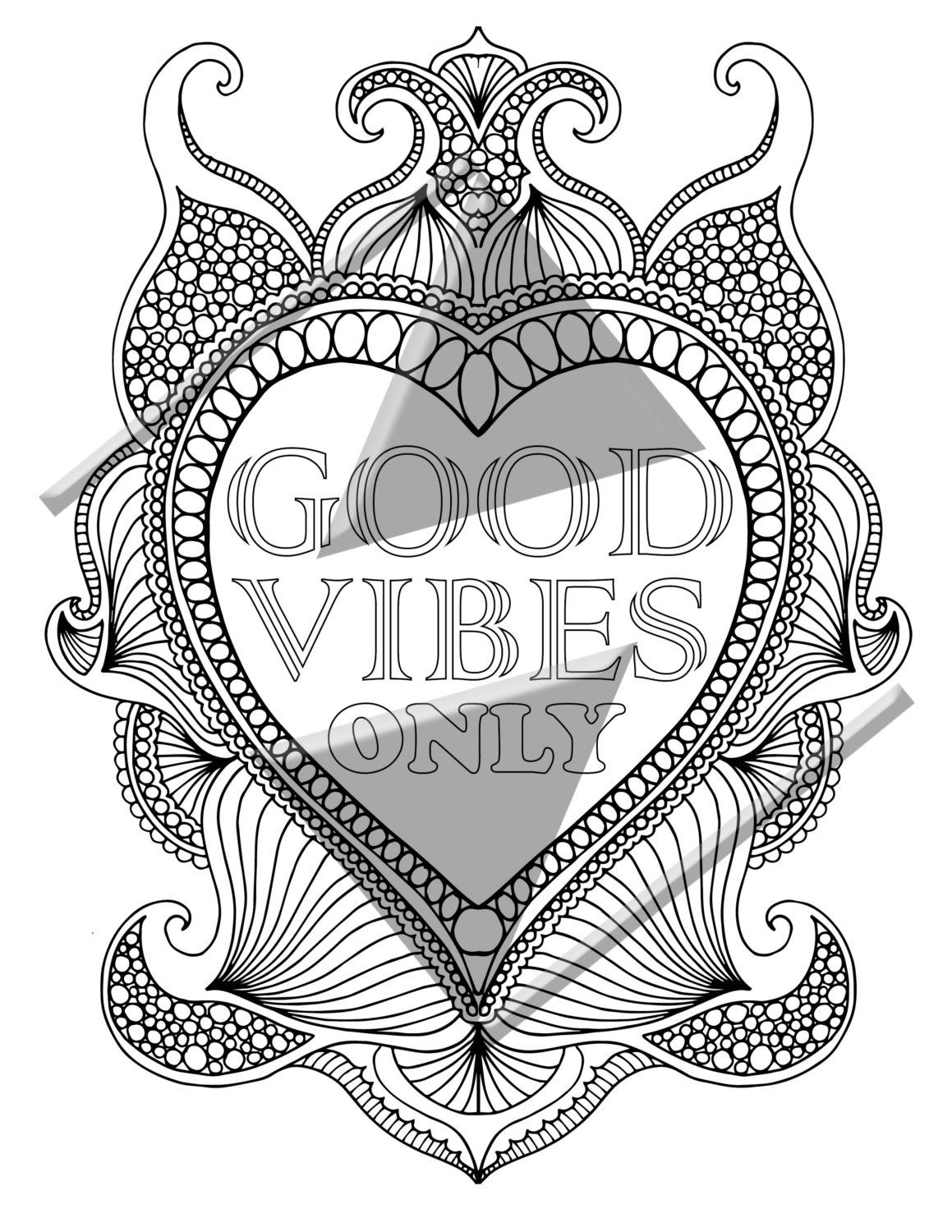 Adult coloring pages, Coloring pages, Quote coloring pages ...