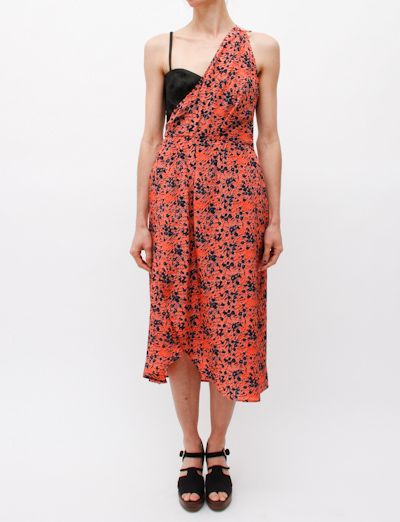 Rachel Comey Cassus Dress- Poppy