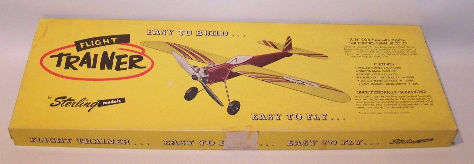 Vintage Airplane Kits 110